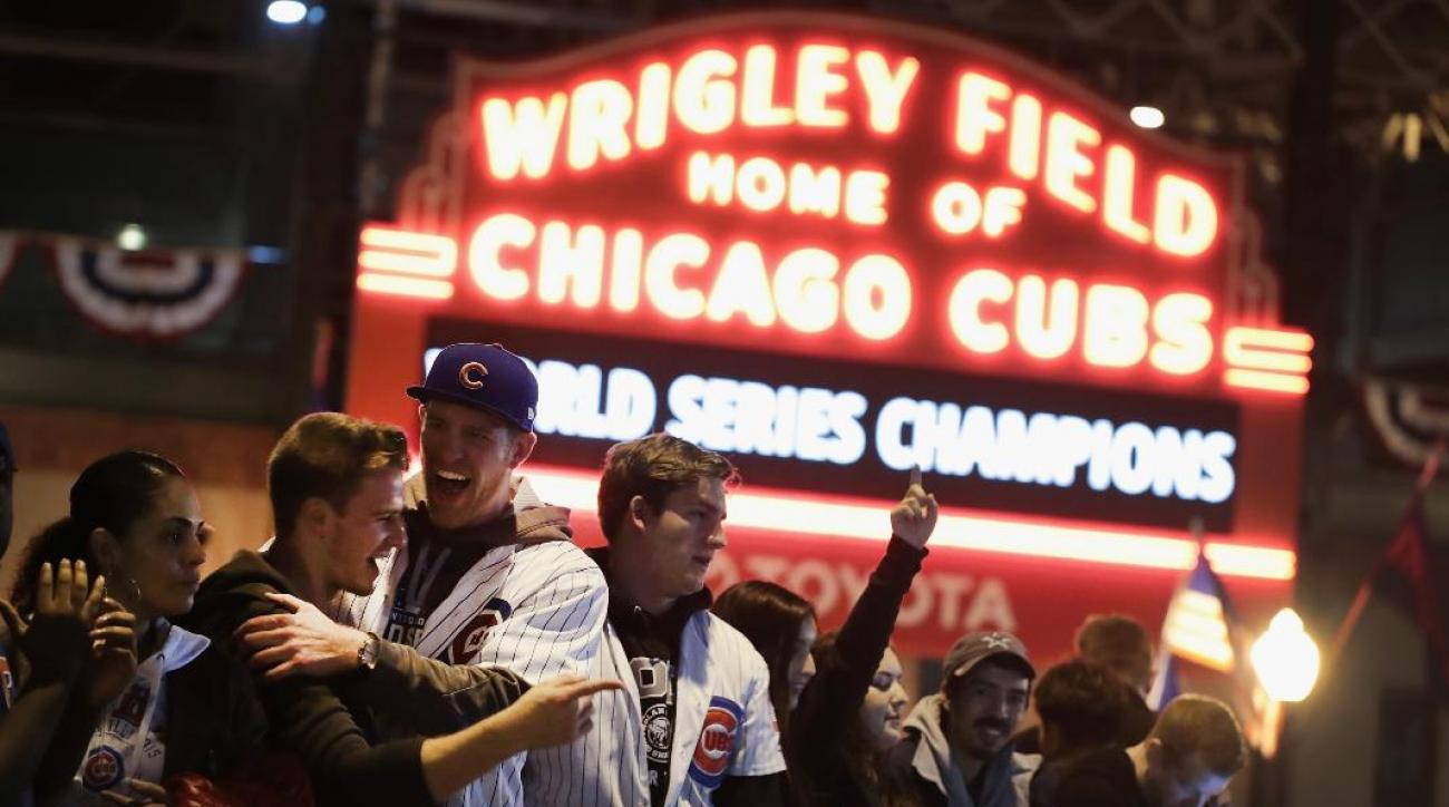 It's Now More Expensive to Be A Cubs Fan Since They Won the World Series Last Year