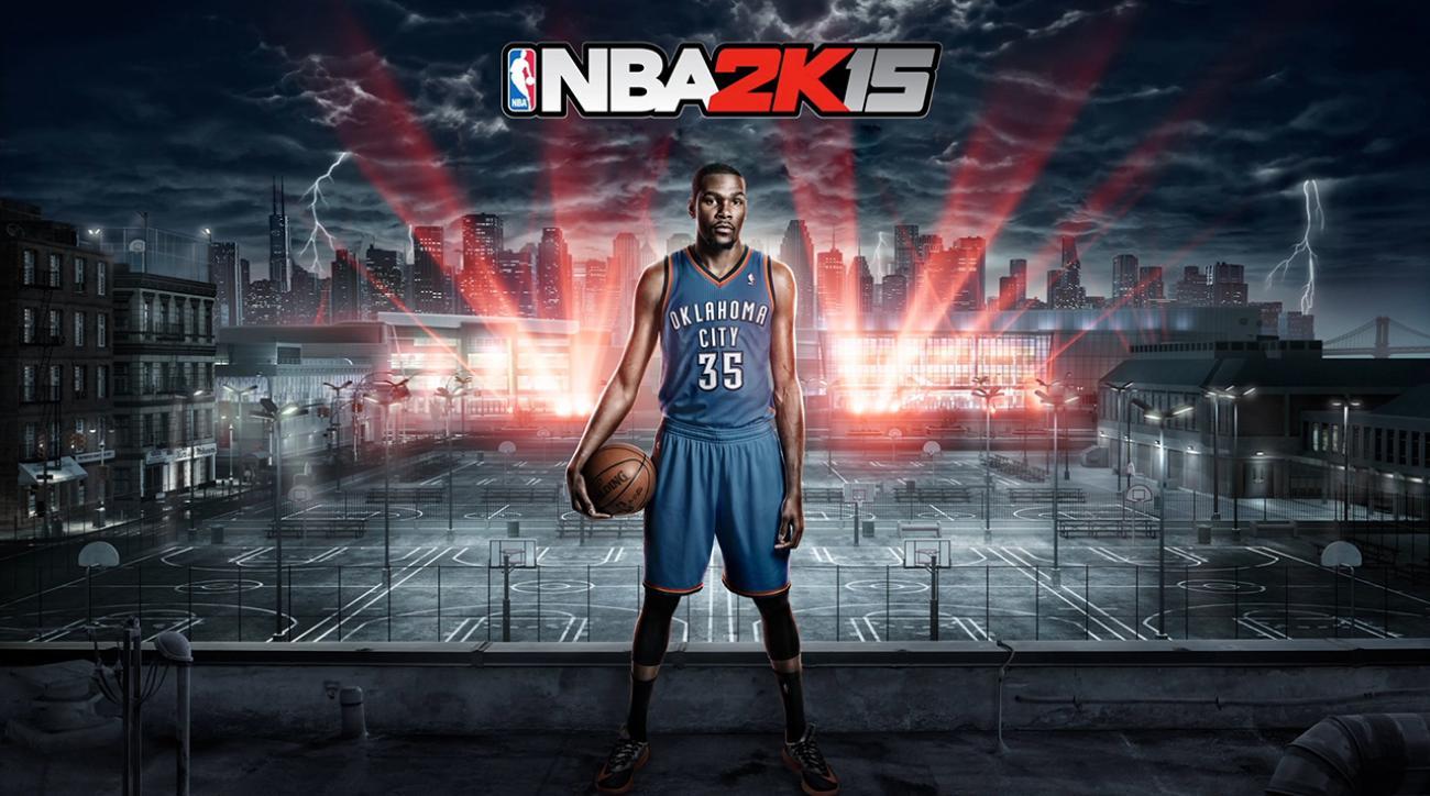 NBA 2K15 a glimpse into NBA life