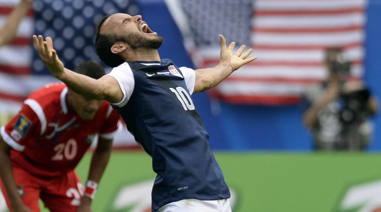 Landon Donovan send-off