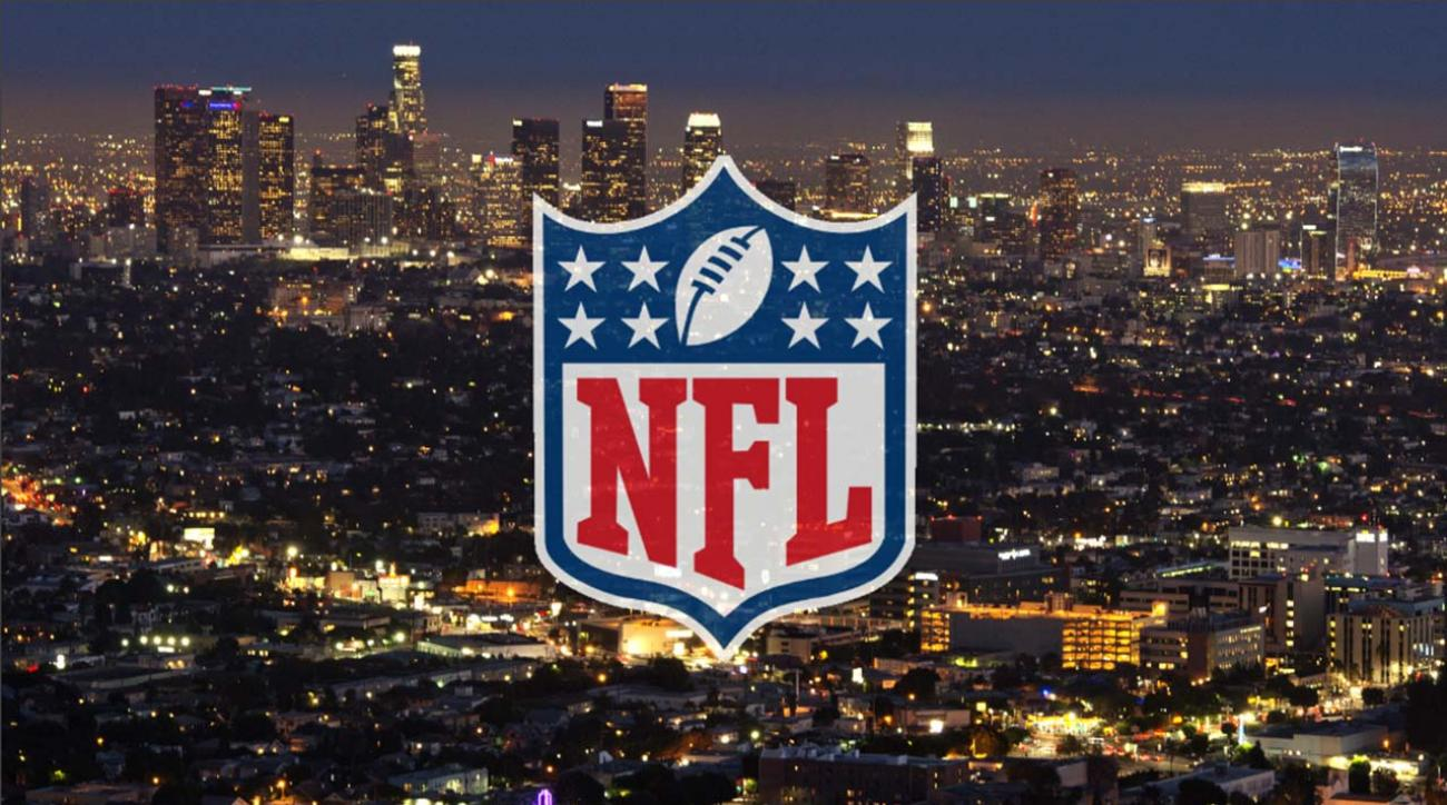 nfl in los angeles