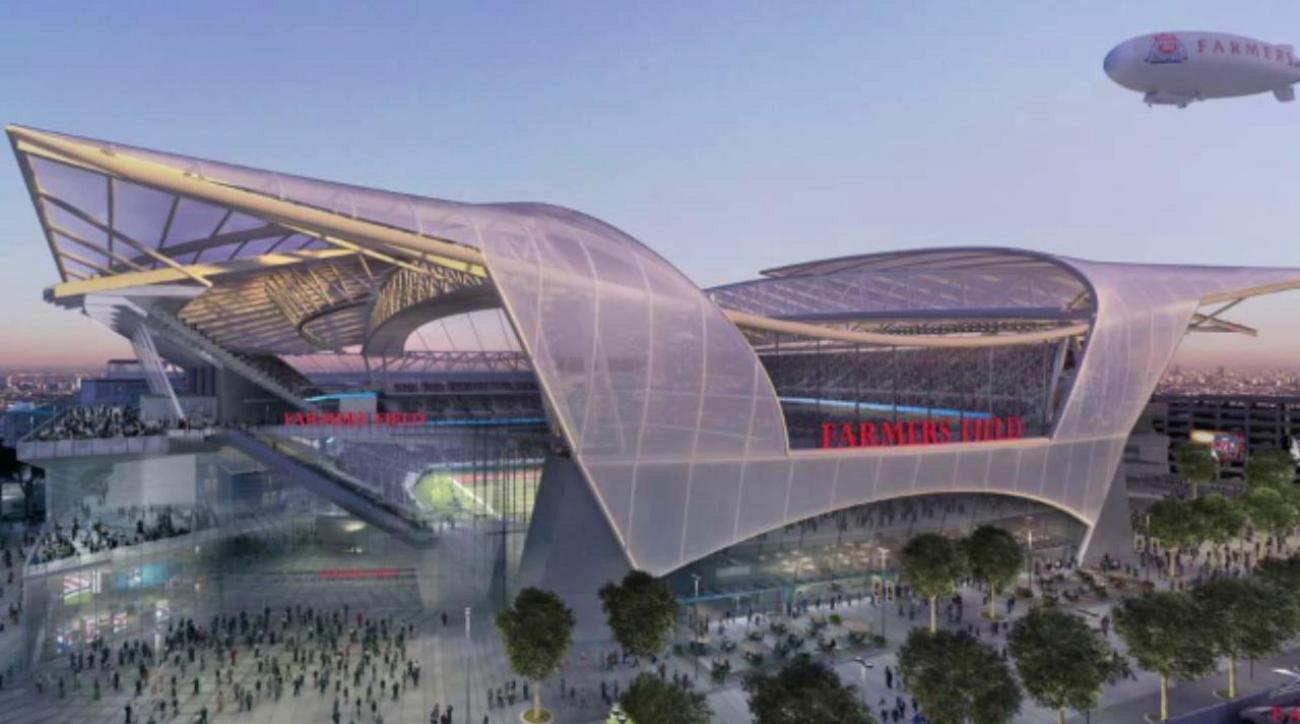 The Los Angeles City Council will meet Tuesday to extend deal to bring an NFL franchise to the city.
