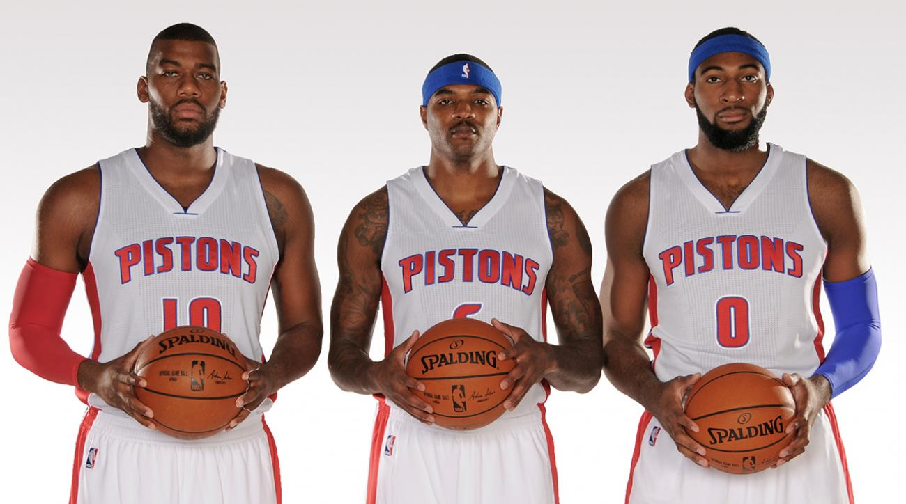 NBA Season Preview: Detroit Pistons image