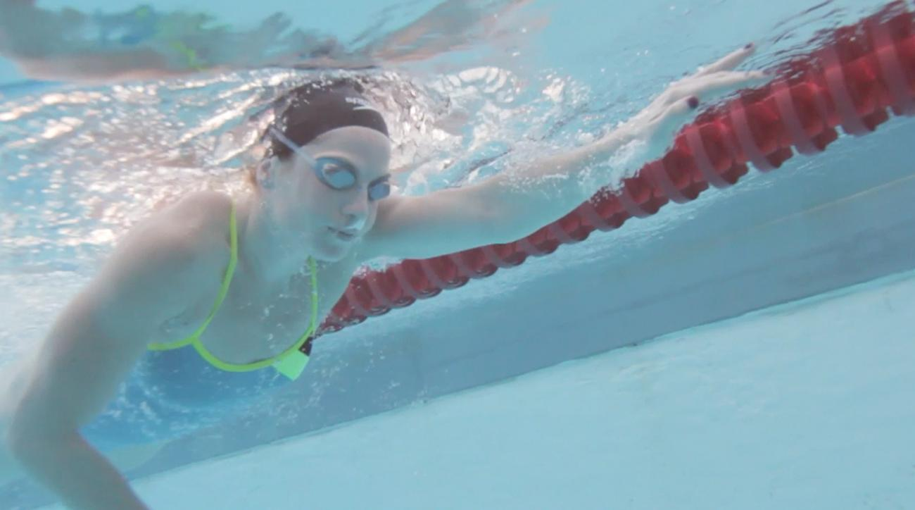 Touch the Wall, the story of two Olympic swimmers image