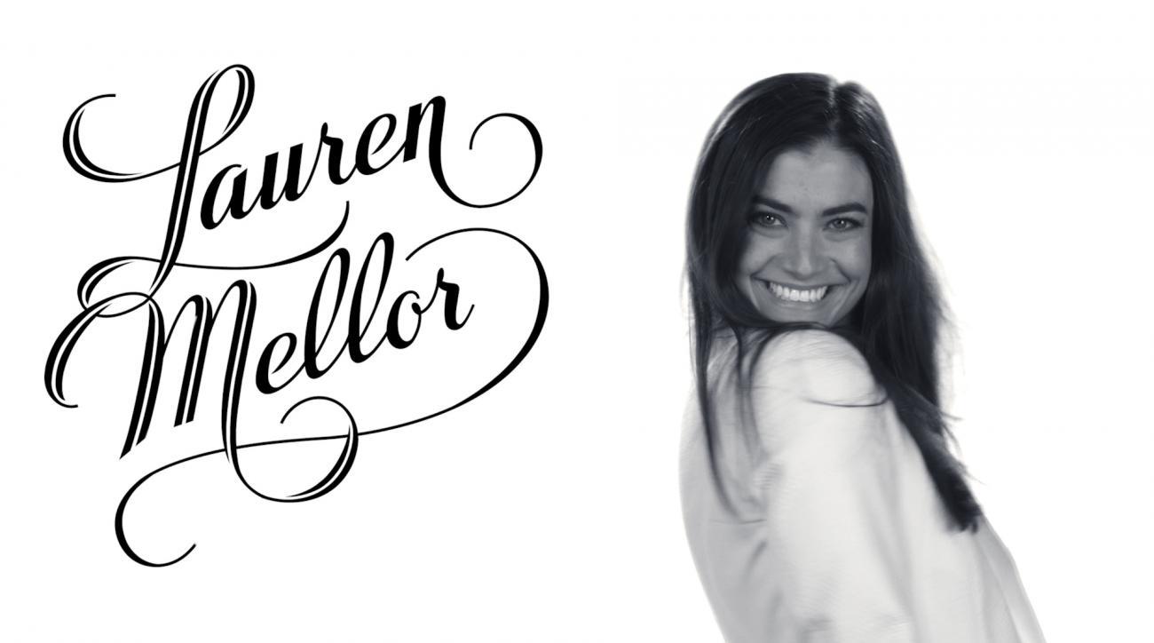 SI Swimsuit Rookie Lauren Mellor: Beauty and Brains (image)