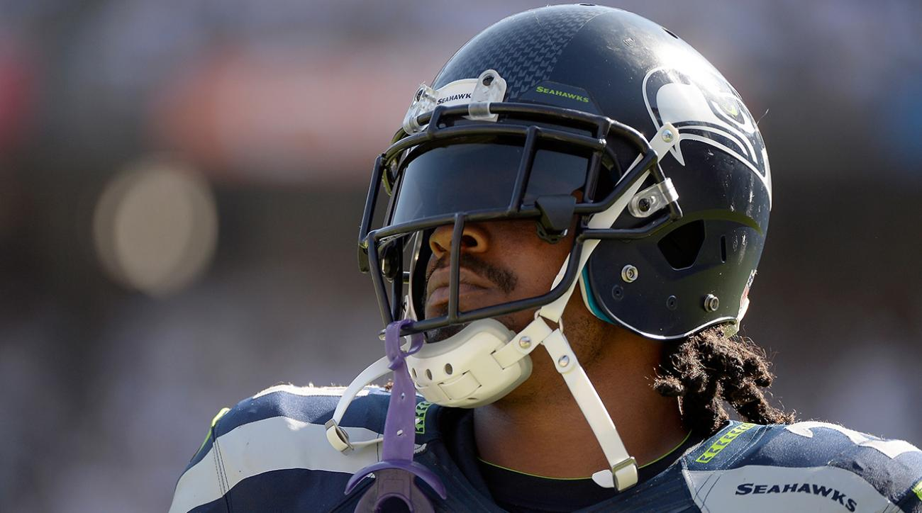 Seahawks RB Marshawn Lynch on the outs in Seattle next season?