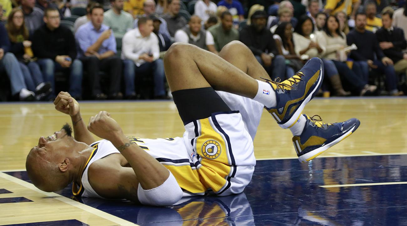 Indiana Pacers lose three players for start of season IMAGE