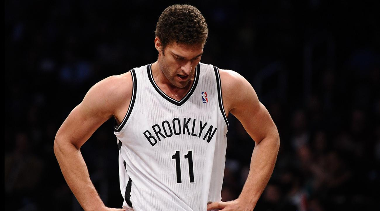 brook lopez out, mason plumlee in