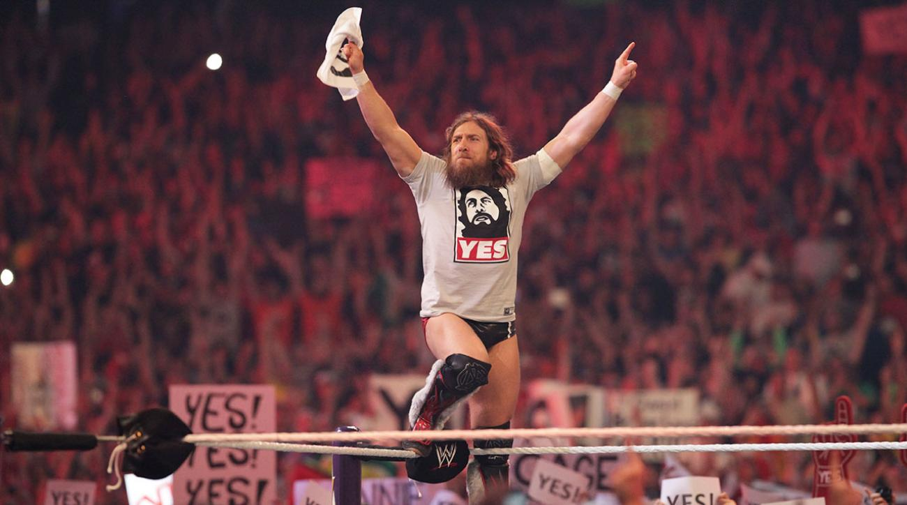 Image result for daniel bryan yes yes yes