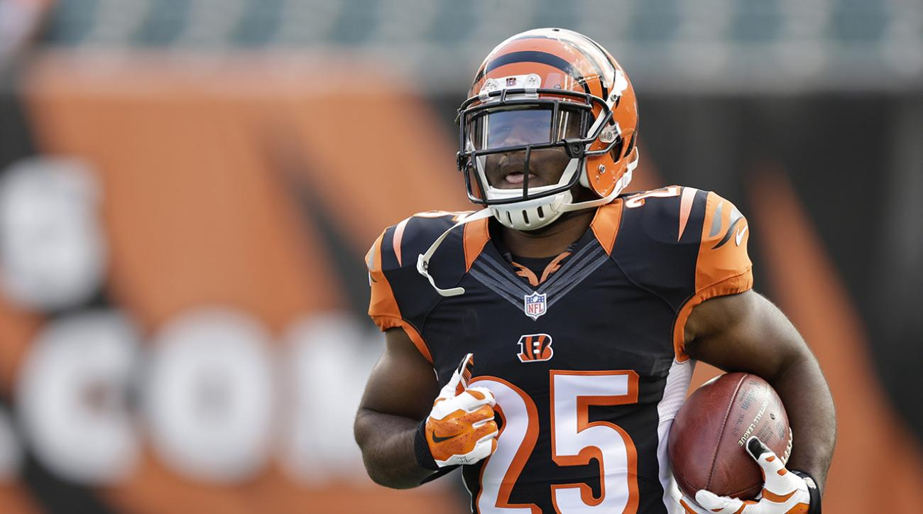 giovani bernard out thursday