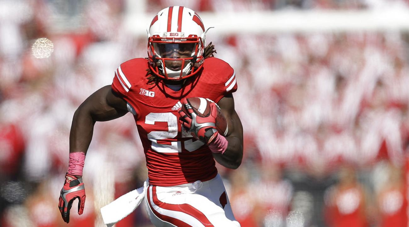 Melvin Gordon, Wisconsin Badgers