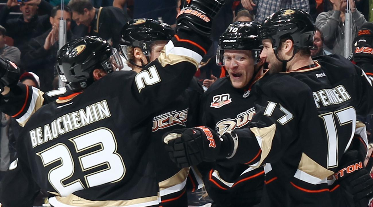 ducks got the mumps