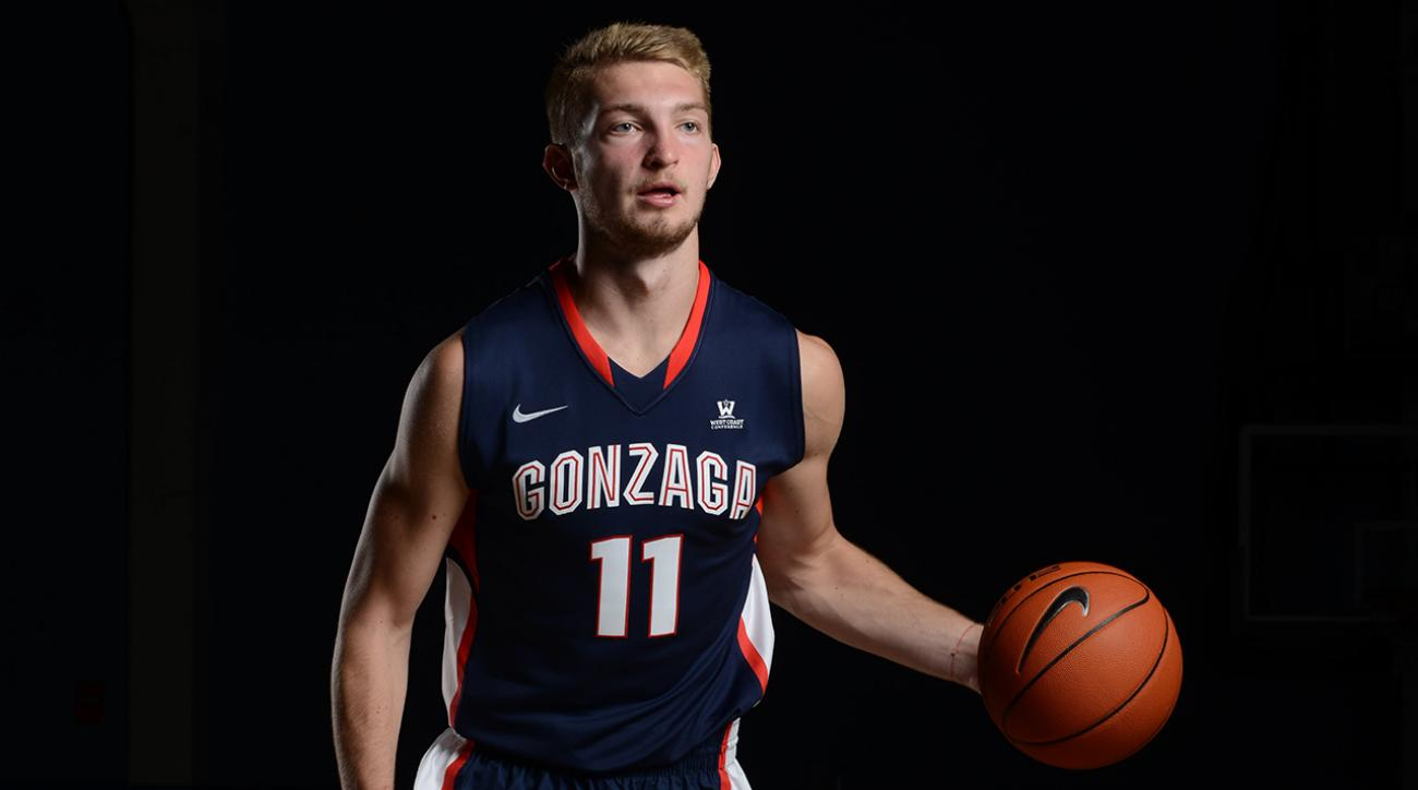 College Basketball Top 25: #10 Gonzaga Bulldogs image