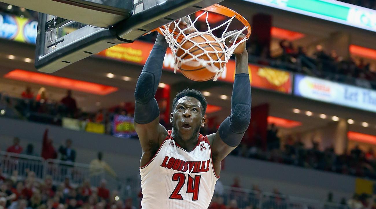 College Basketball Top 25: #7 Louisville Cardinals image