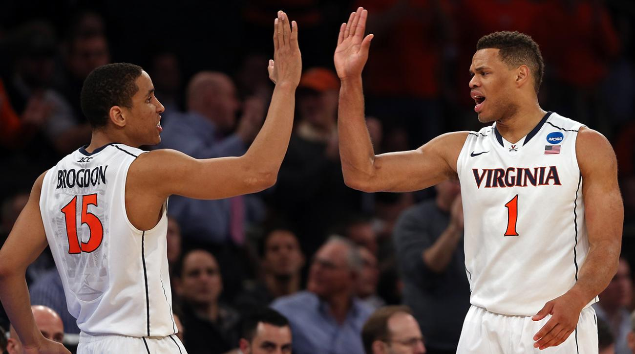 College Basketball Top 25: #9 Virginia Cavaliers image