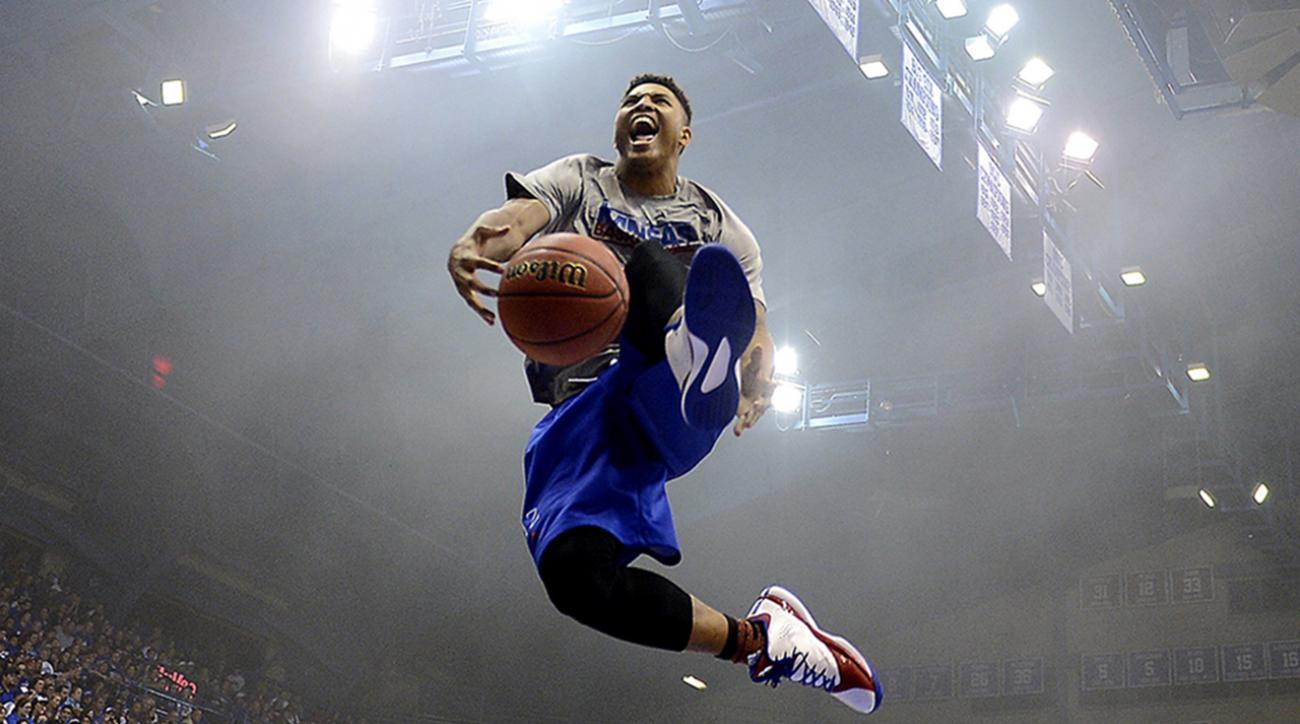 College Basketball Top 25: #5 Kansas Jayhawks image