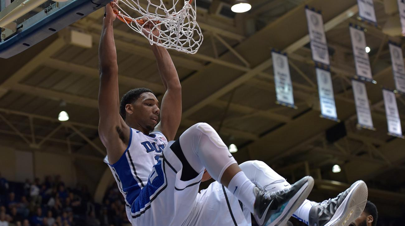 College Basketball Top 25: #4 Duke Blue Devils image
