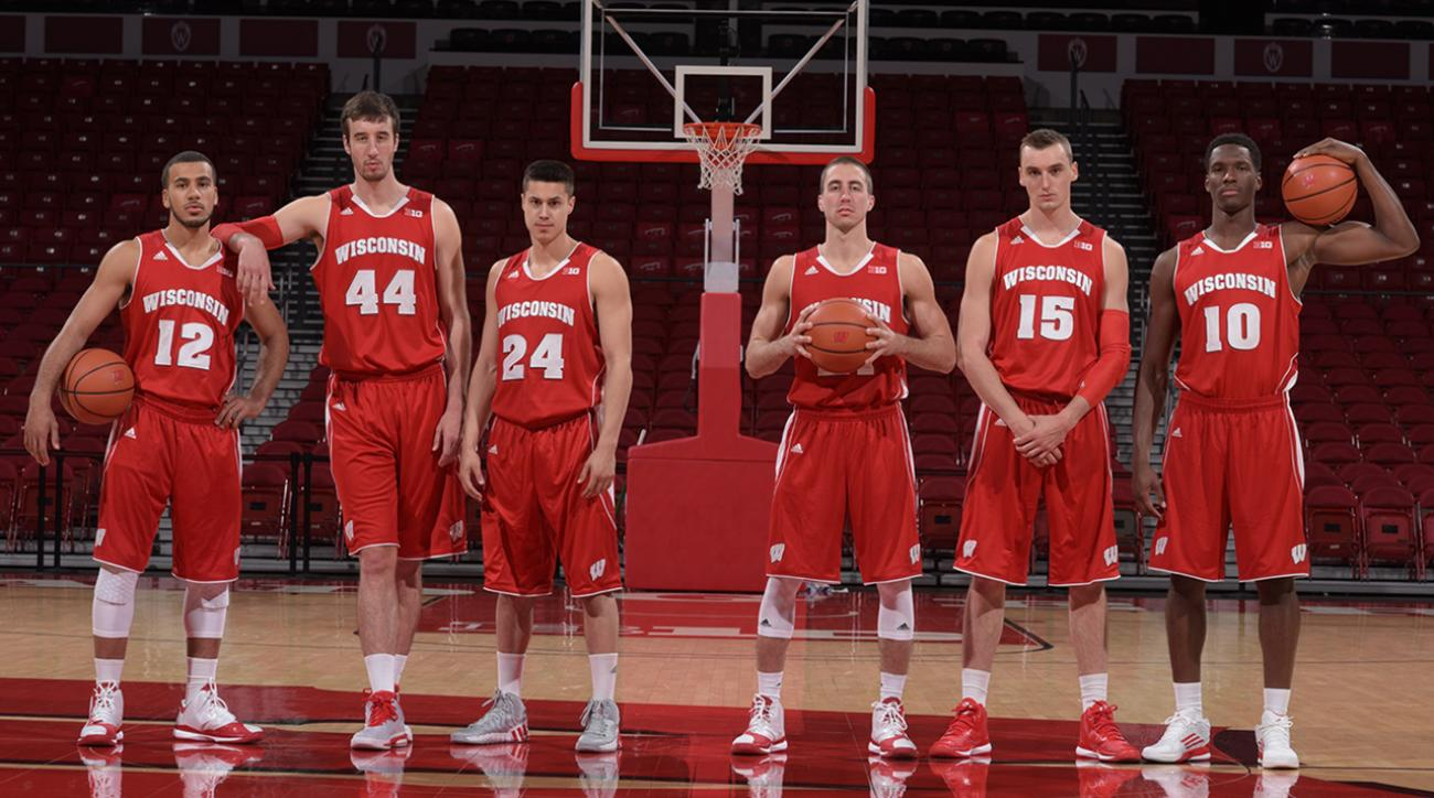 College Basketball Top 25: #3 Wisconsin Badgers image