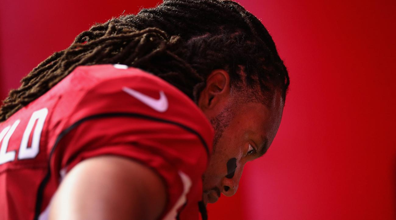 Larry Fitzgerald to undergo MRI on knee Monday