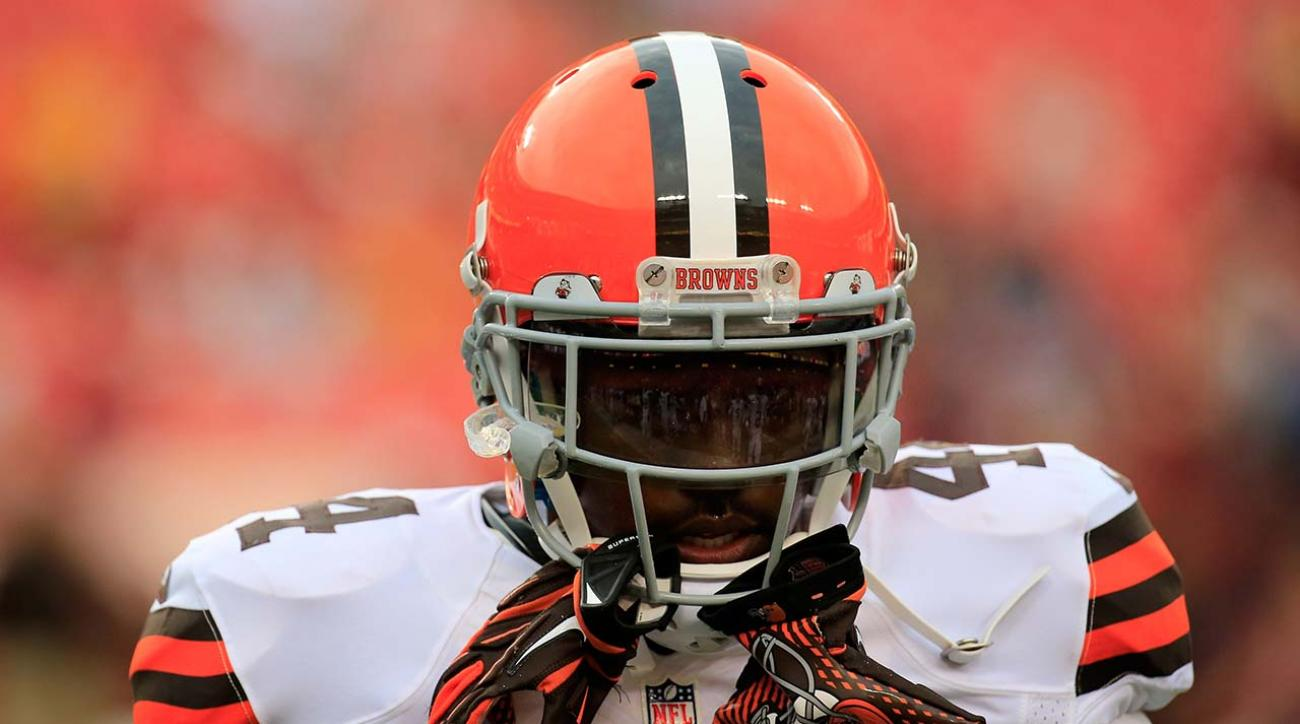 Cleveland Browns waive RB Ben Tate