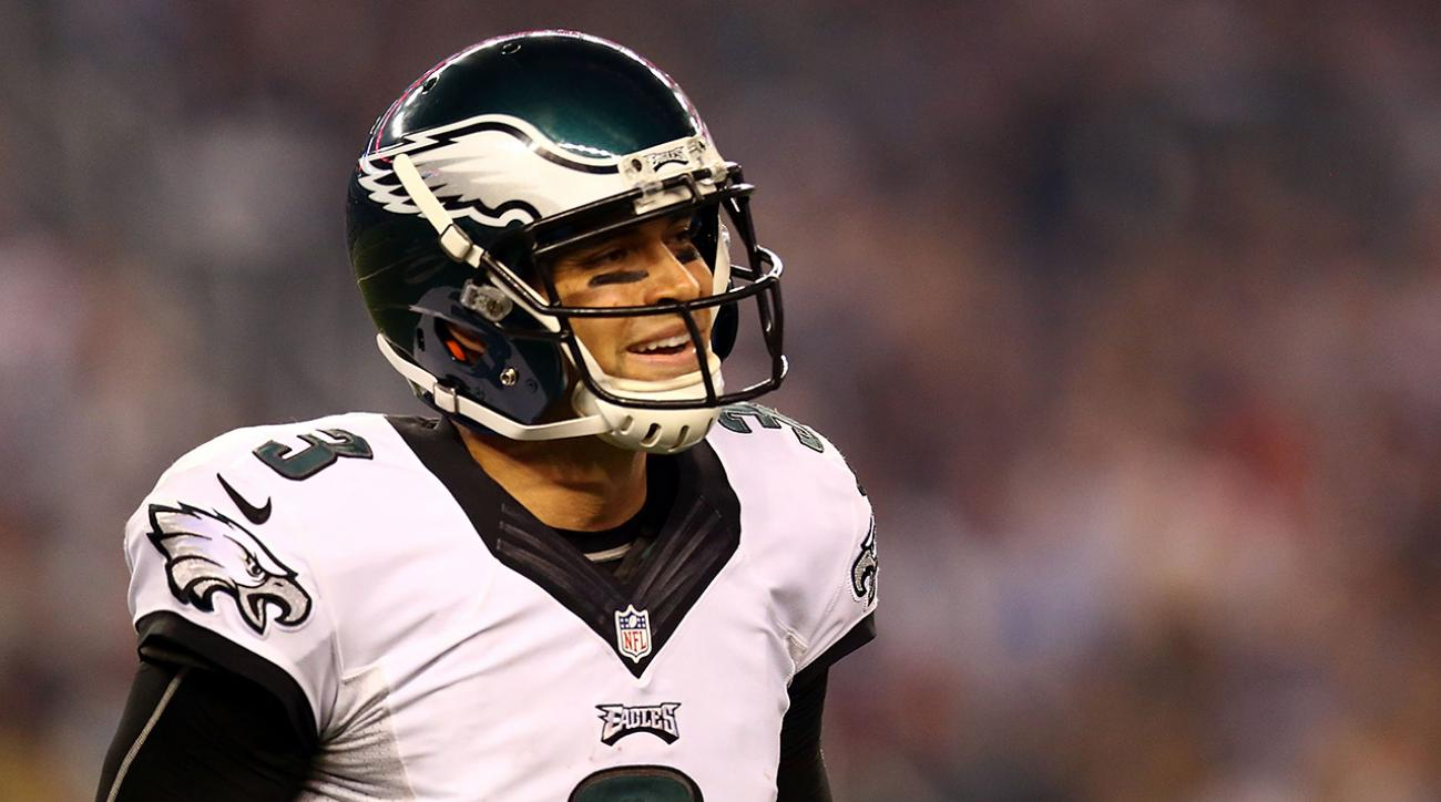 Eagles QB Mark Sanchez said the game plan was not to repeat his infamous butt fumble this Thanksgiving versus the Dallas Cowboys.
