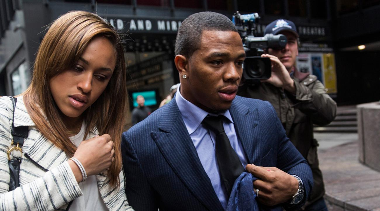 Ray Rice speaks to Today Show