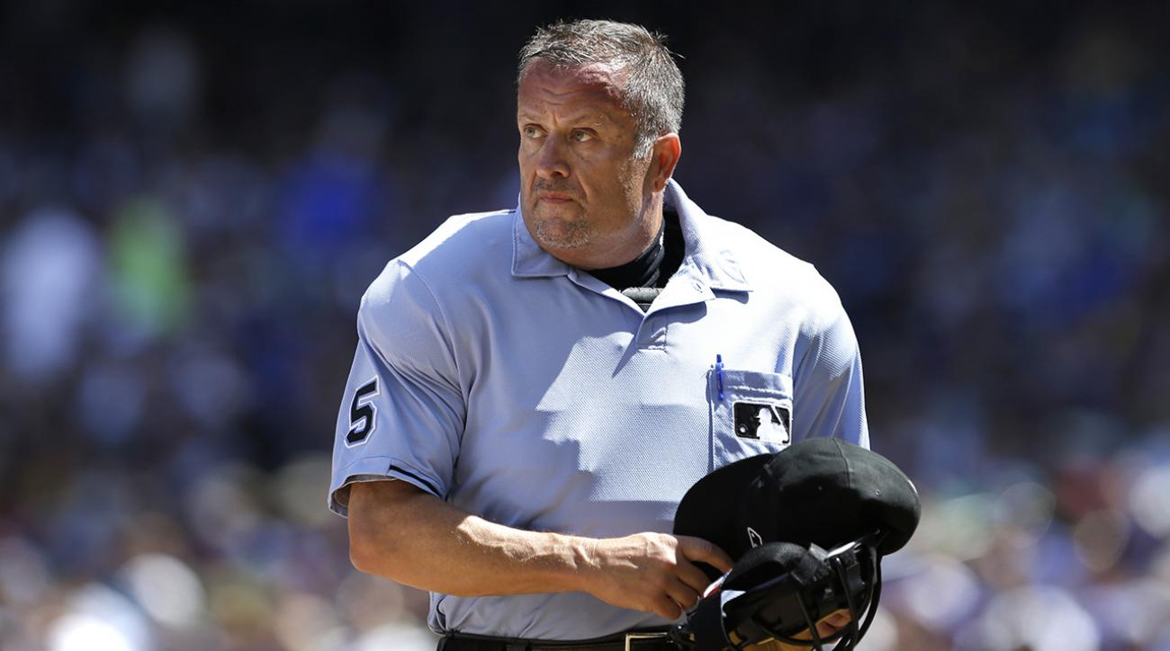 Dale Scott becomes first openly gay active MLB umpire