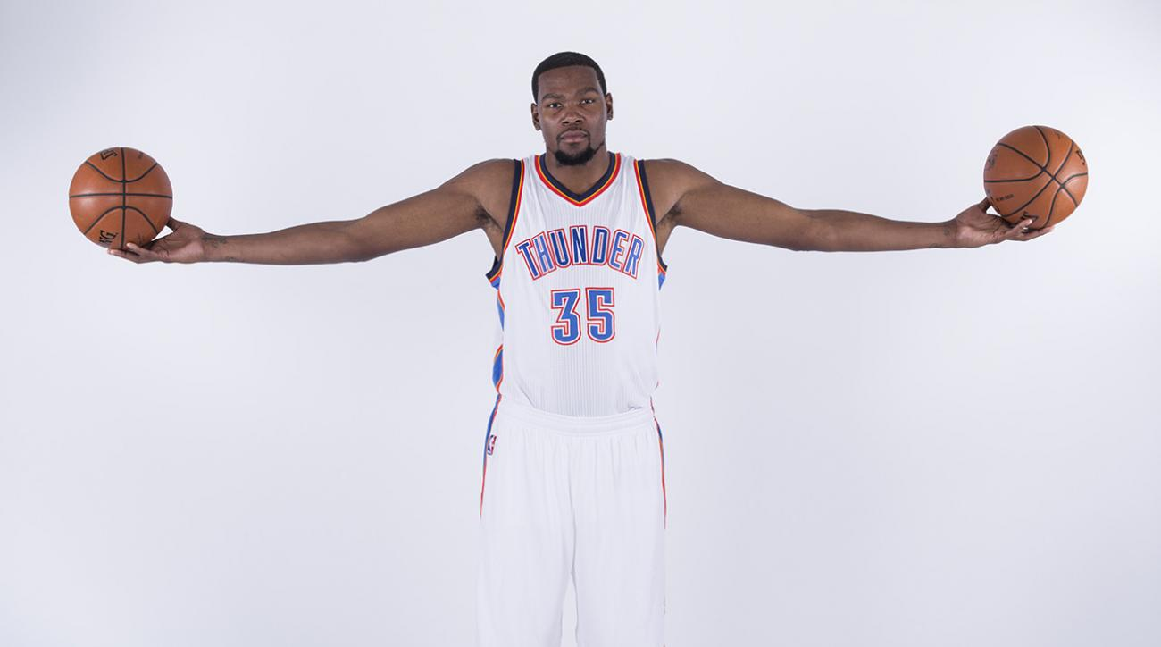 Kevin Durant to make season debut vs. Pelicans