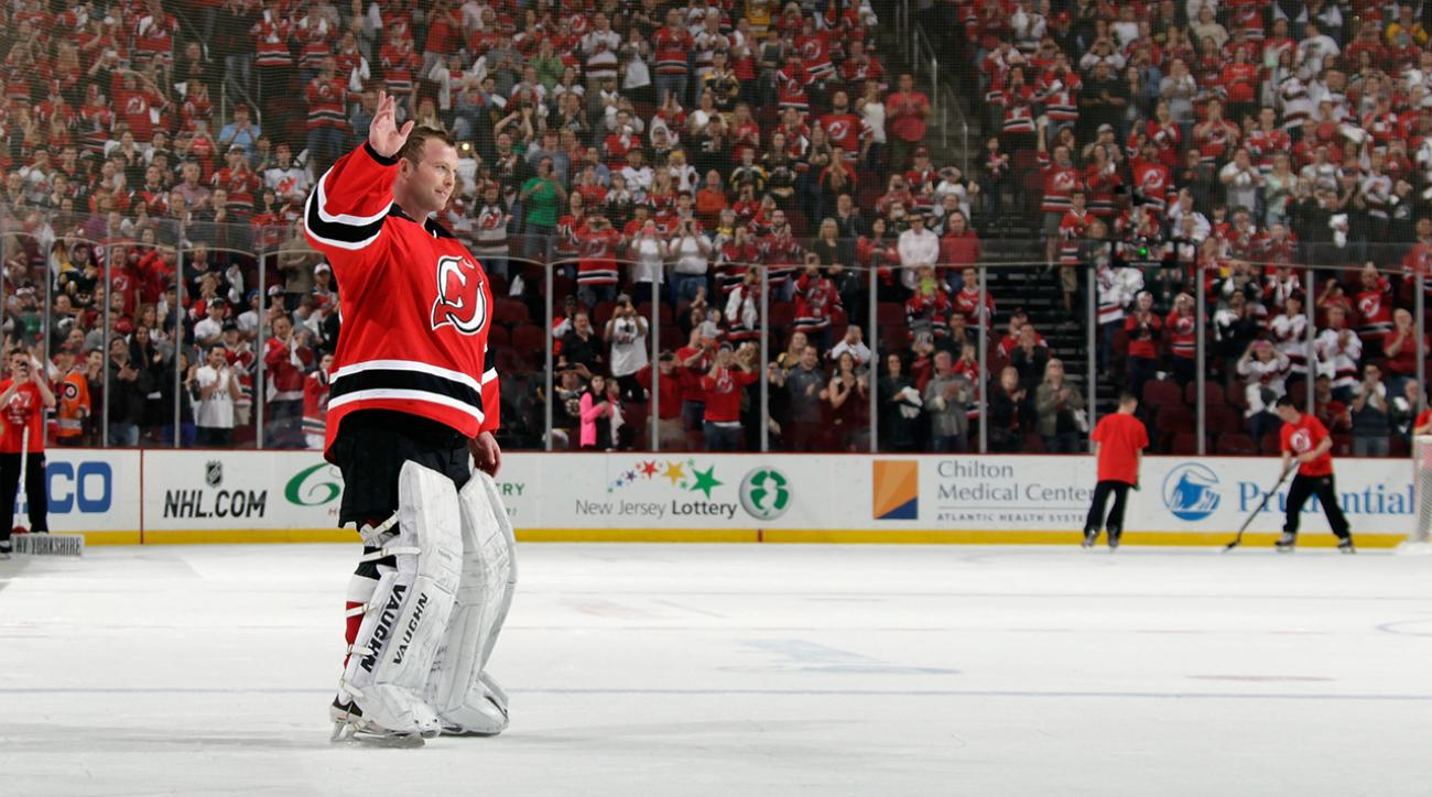 Martin Brodeur signs 1-year deal with Blues