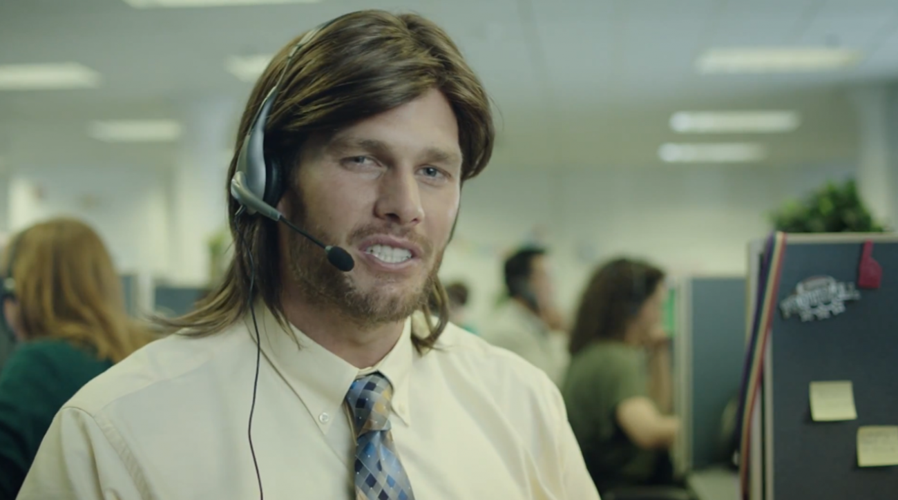 tom brady daily mvp commercial