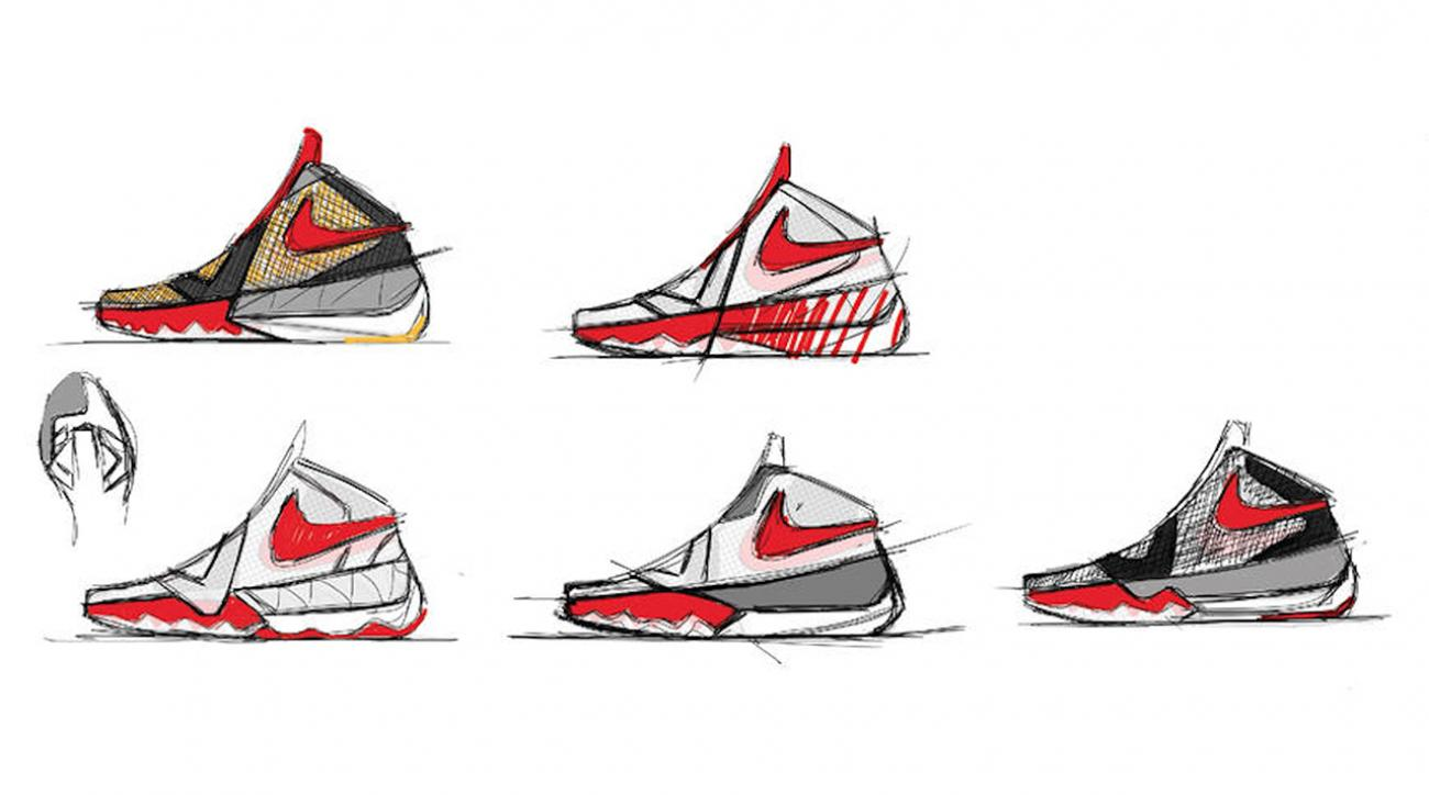 Nike signature shoe designer Leo Chang IMG