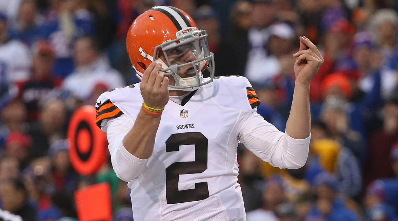 Johnny Manziel's first start IMG