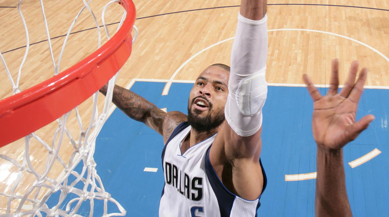 cee14daa5911 Mavericks center Tyson Chandler talks development and NBA s finer points in  Q A
