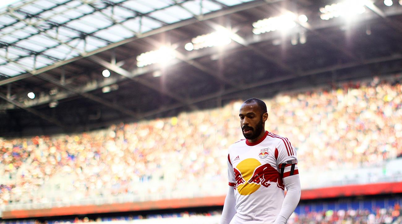 Former Arsenal and France striker Thierry Henry has announced his