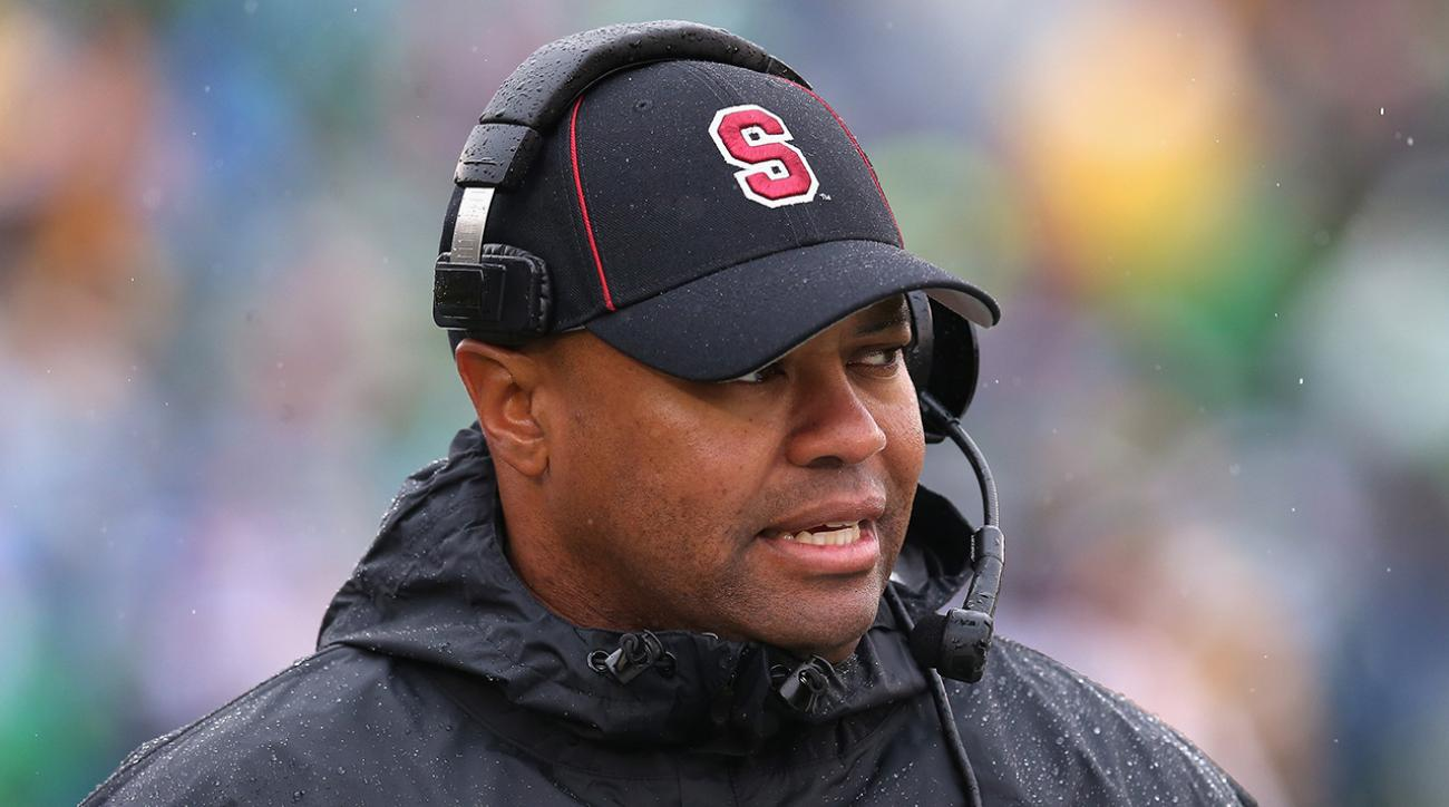 Stanford coach David Shaw not interested in NFL