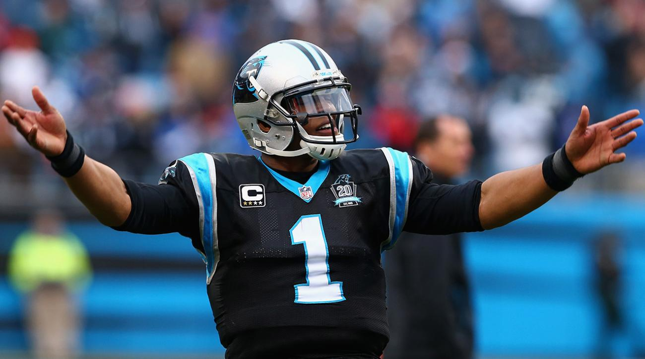 Cam Newton calls Panthers fans 'classless' over treatment of Johnny Manziel