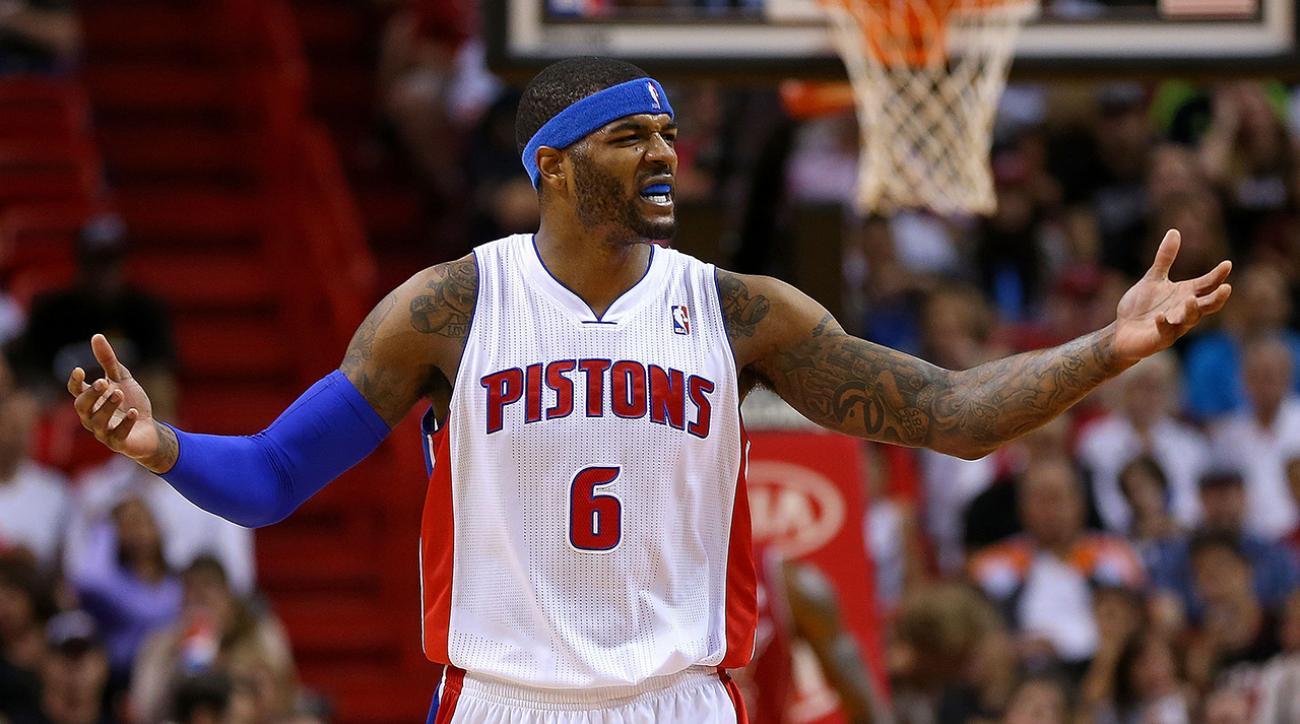 Pistons release Josh Smith