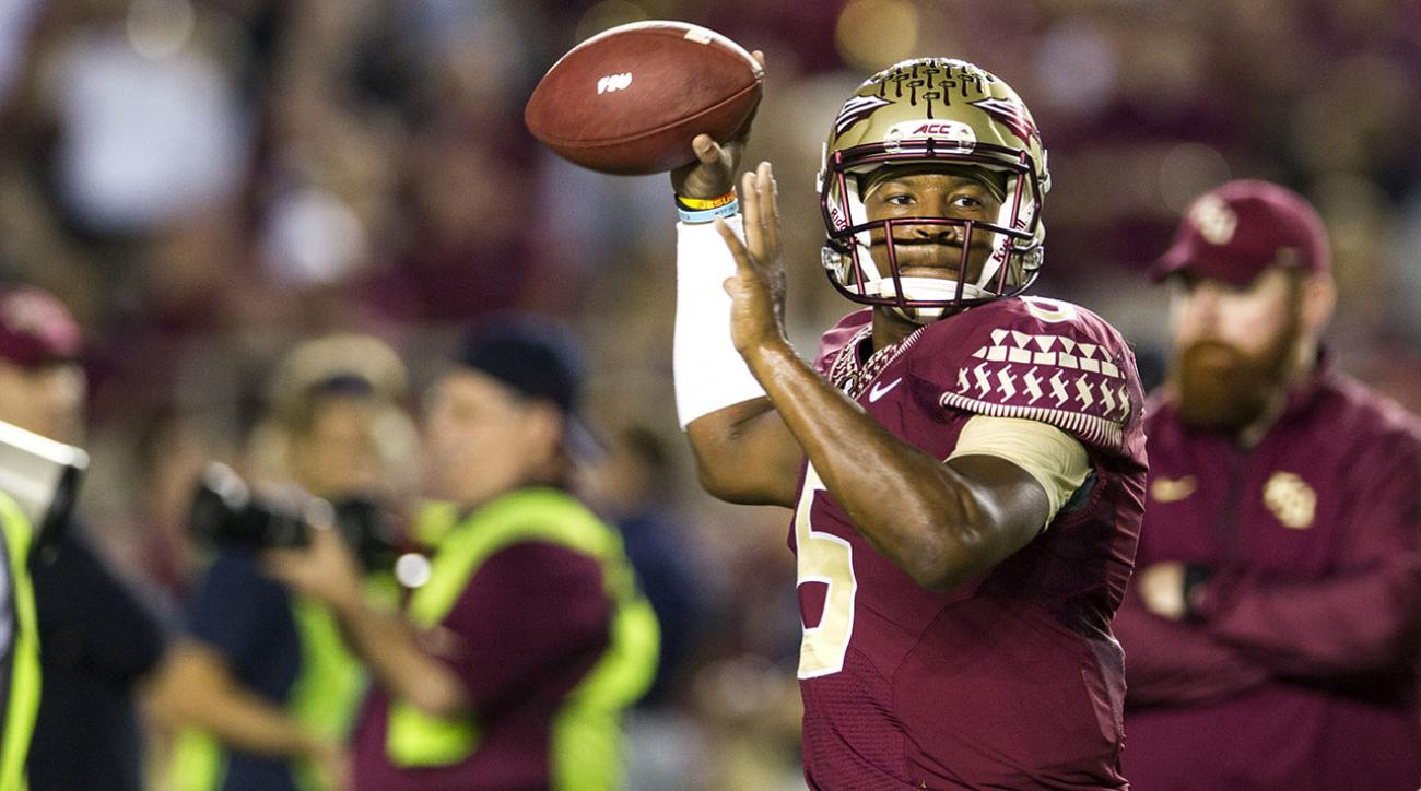 Jameis Winston isn't afraid of any defenders, including Richard Sherman