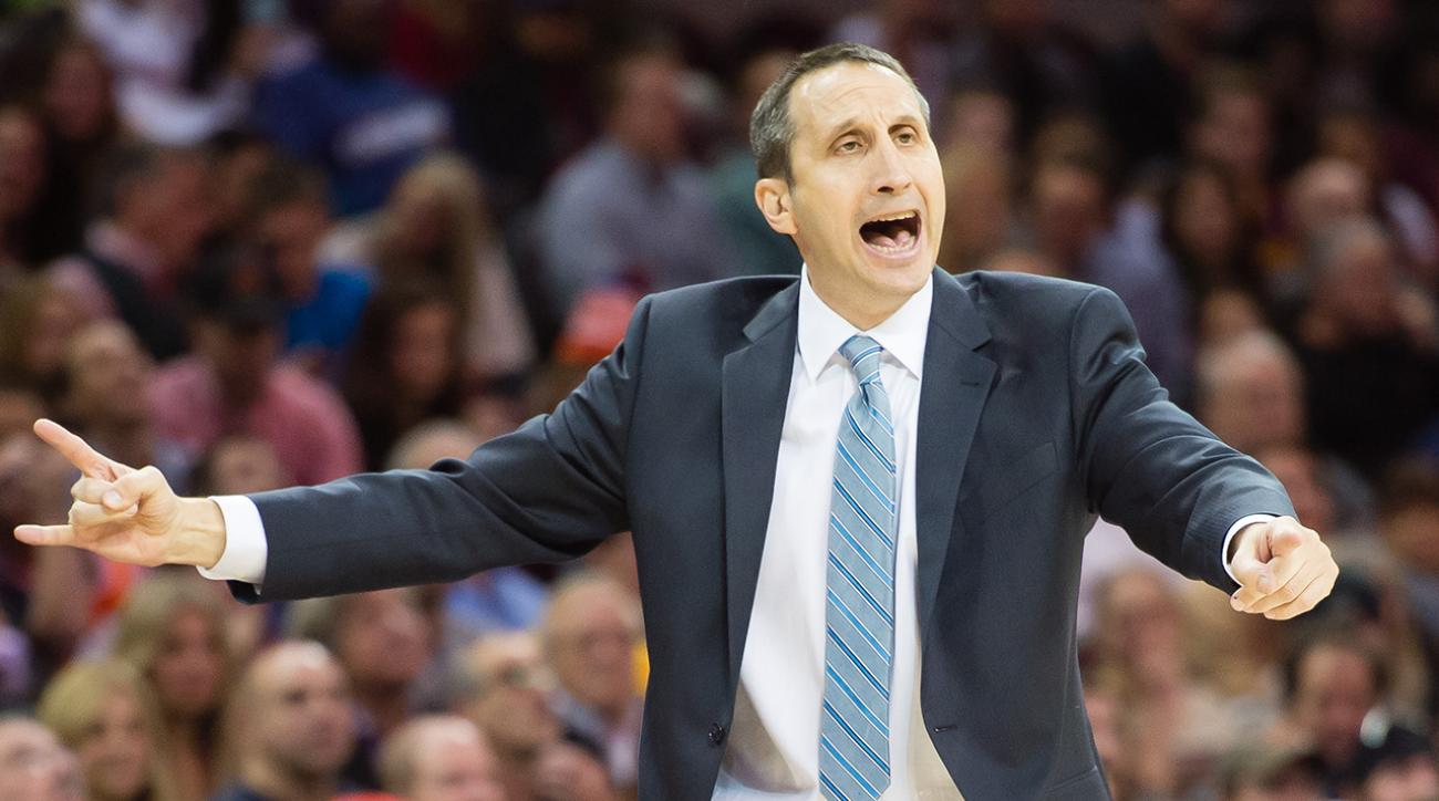 Cavaliers having issues with head coach Dave Blatt