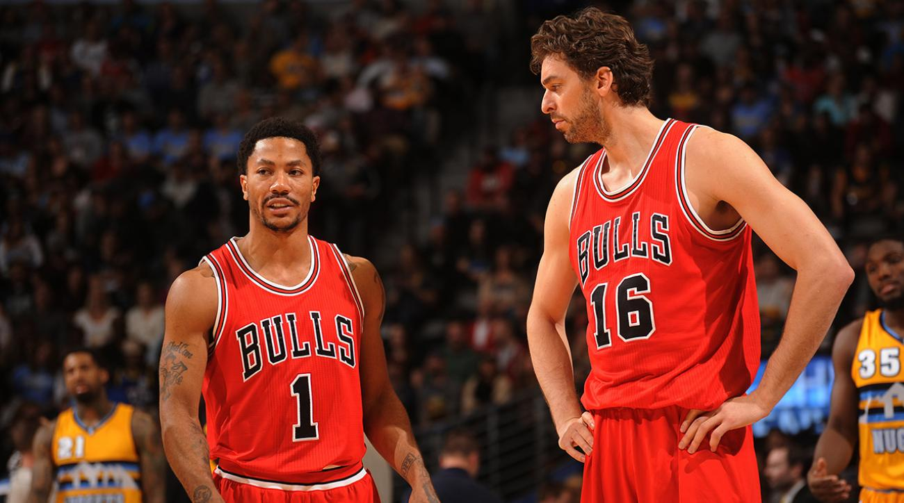 NBA Power Rankings: Bulls IMG