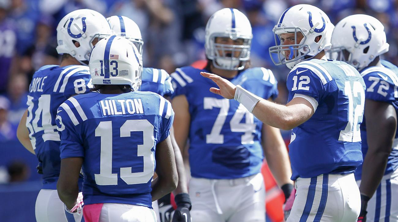 One-Minute Drill playoff preview: Indianapolis Colts IMG