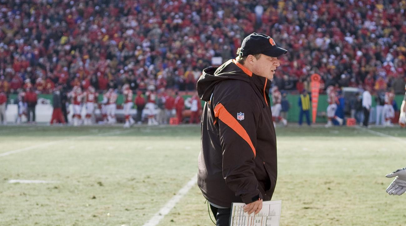 Raiders to interview Mangini for head coaching job