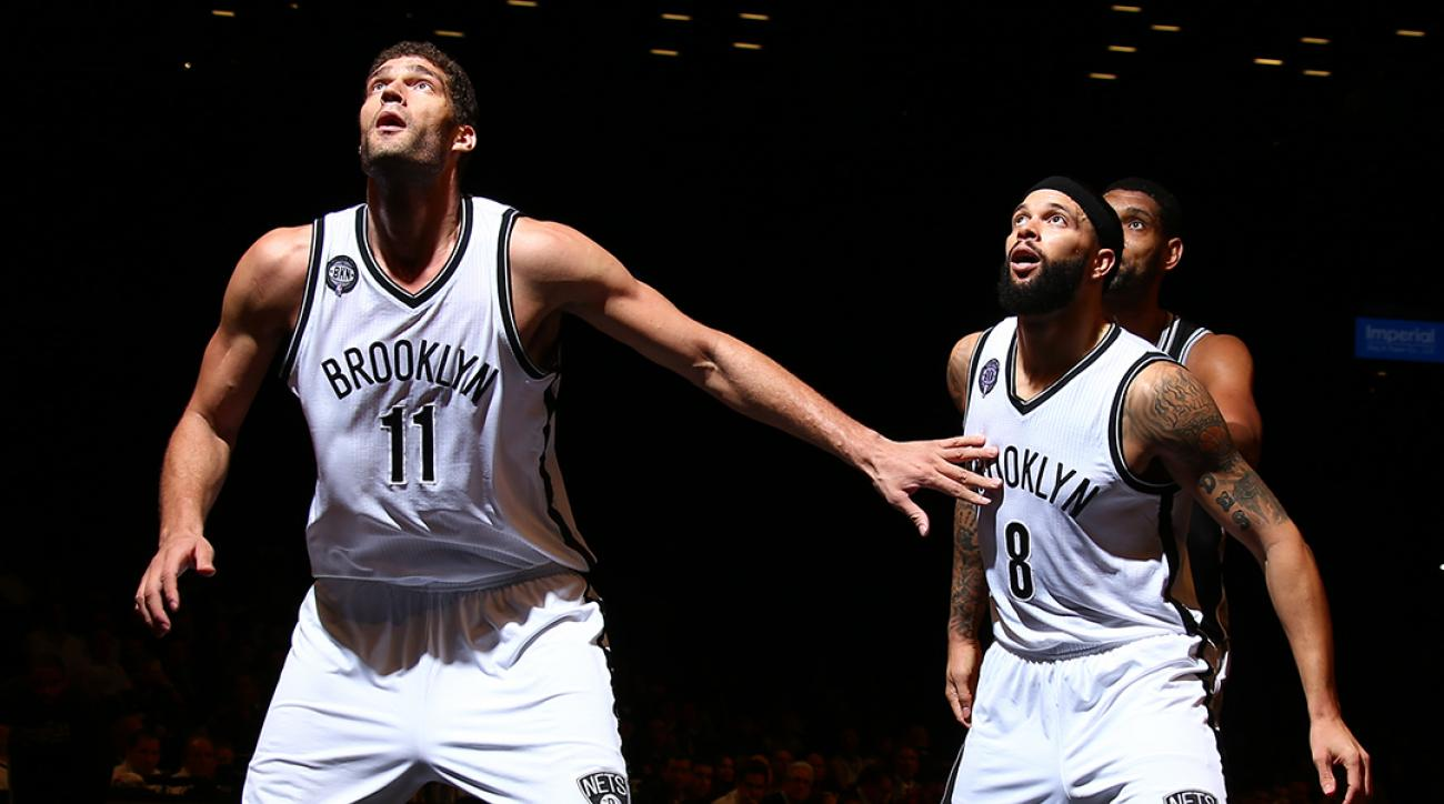 Will Nets trade Brook Lopez or Deron Williams? IMG