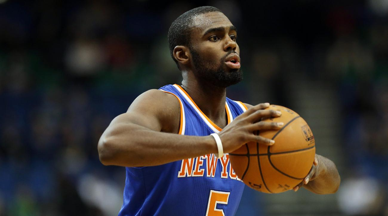 Knicks G Tim Hardaway Jr. sustains mild concussion