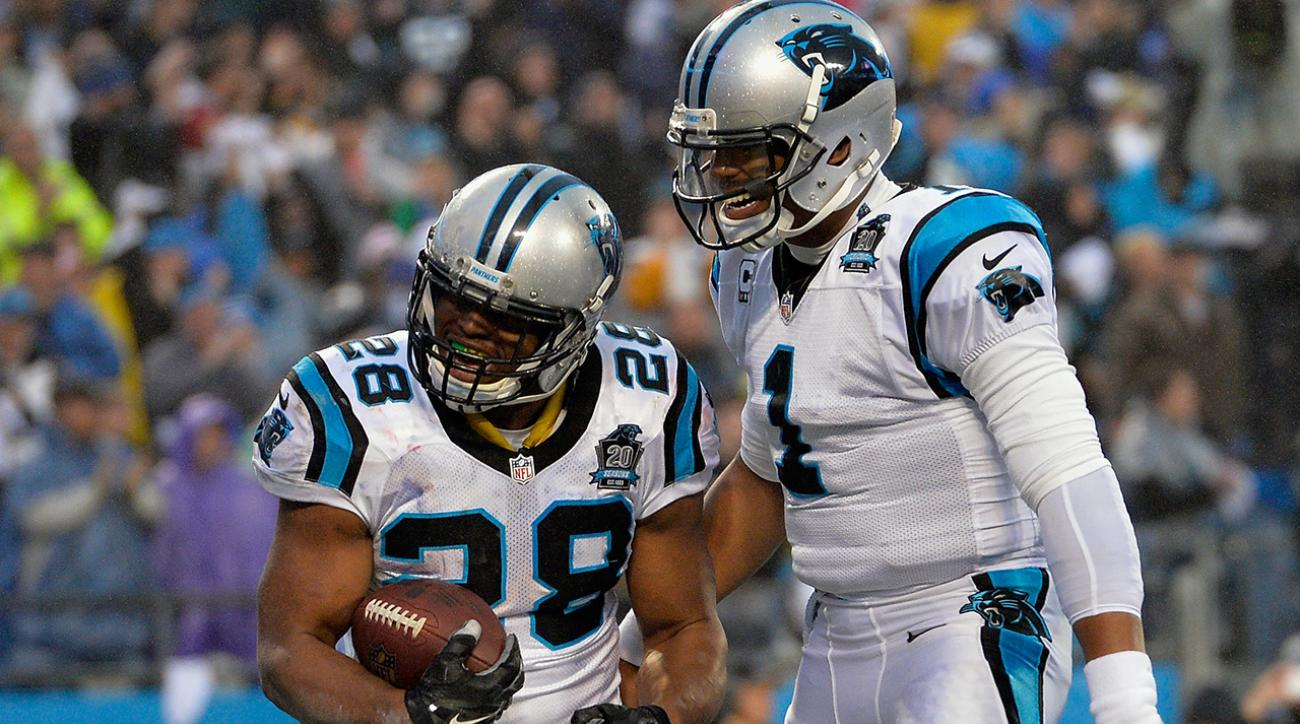 Panthers handle Cardinals and their record low offense. IMG