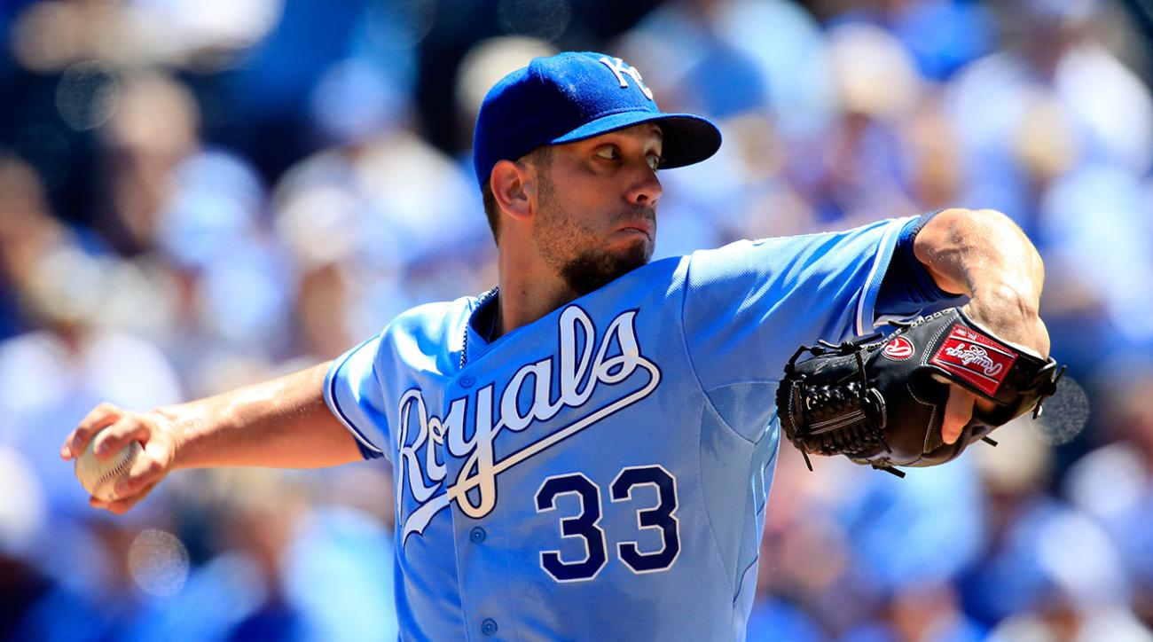 James Shields receives 5-year, $100 million offer from unknown team