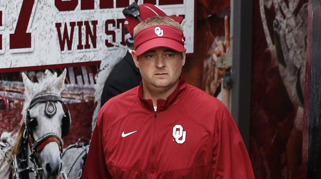 Oklahoma fires OC Josh Heupel after four seasons
