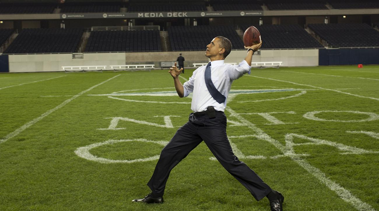 president obama lions non call