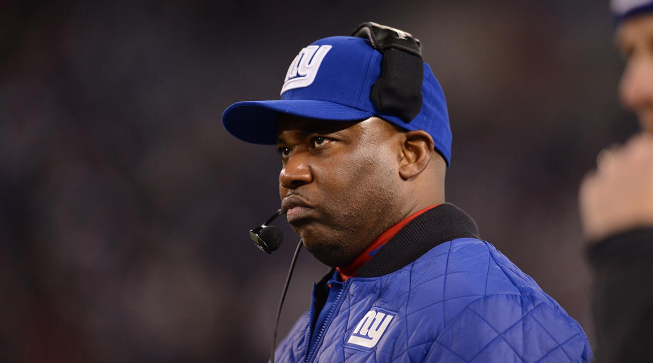 perry fewell fired from giants