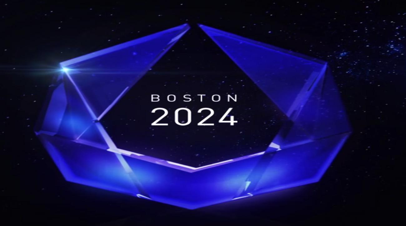 Boston 2024 Olympics logo