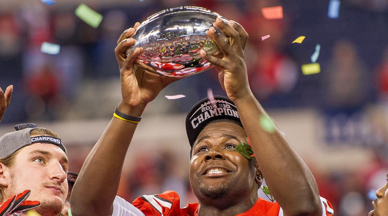 OSU's Cardale Jones not ready to enter NFL Draft